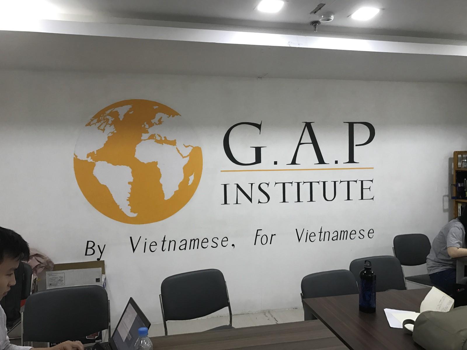 gap-ielts