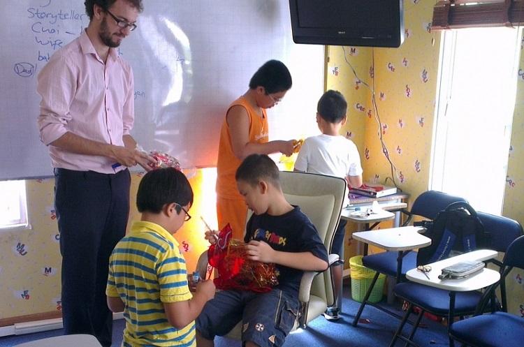 Trung tâm tiếng Anh Hà Nội - Cleverlearn