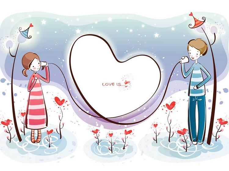Thành ngữ tiếng Anh - Tình yêu
