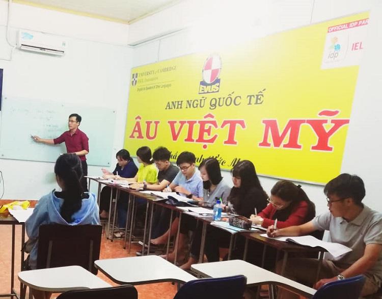 Trung tâm tiếng Anh Biên Hòa - Âu Việt Mỹ