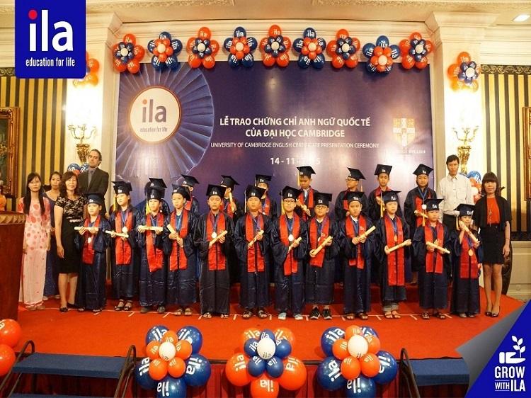 Trung tâm tiếng Anh Biên Hòa - ILA