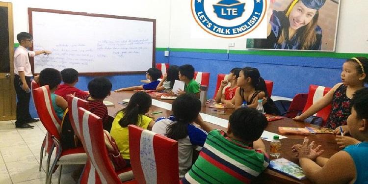 Trung tâm tiếng Anh Biên Hòa - Let's Talk