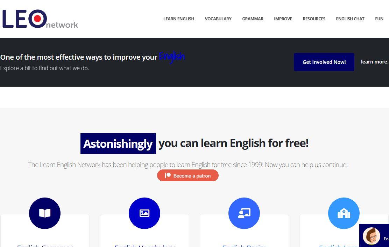 Website cho người mất gốc tiếng Anh - 8