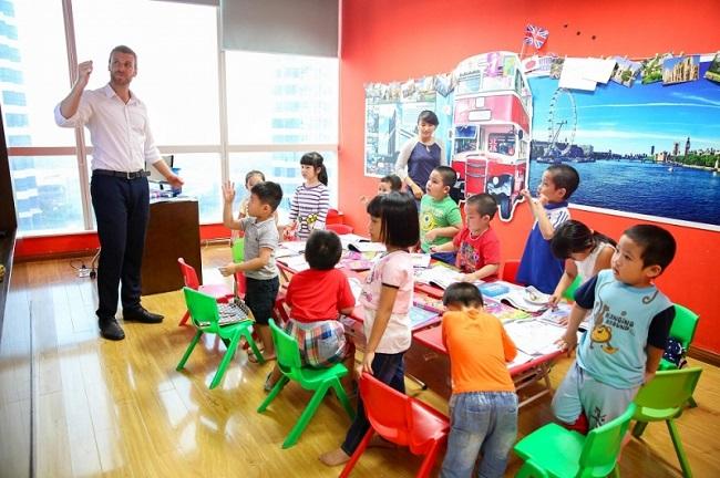 Trung tâm ngoại ngữ summer School