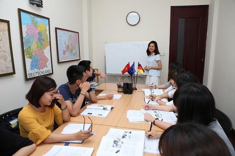 Khoa tiếng Đức đại học Hà Nội - trung tâm dạy tiếng Đức uy tín