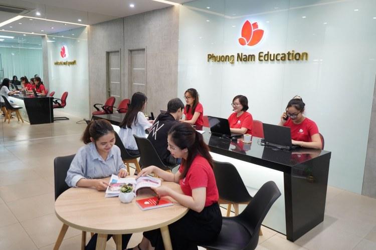 Phuong Nam Education - trung tâm dạy tiếng Đức tại TPHCM
