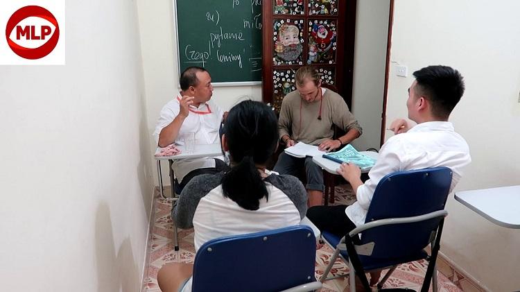Trung tâm đào tạo ngôn ngữ quốc tế MLP Center - học tiếng Tây Ban Nha tại TPHCM