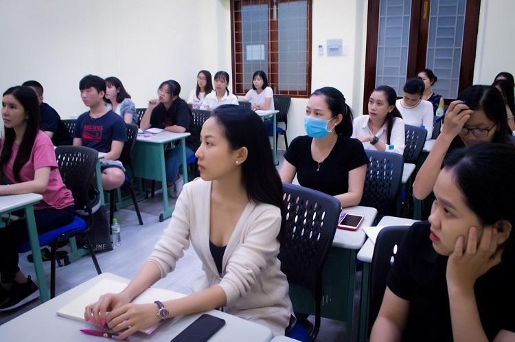 Trung tâm ngoại ngữ trường Đại học KHXHNV - trung tâm dạy tiếng Đức tại TPHCM