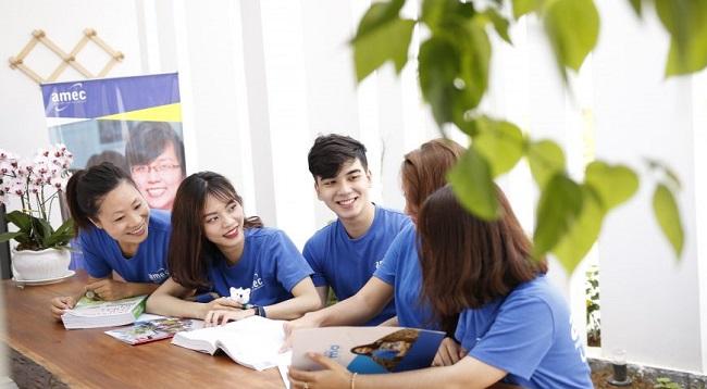 AMEC là Top địa điểm học tiếng Đức tốt nhất Việt Nam