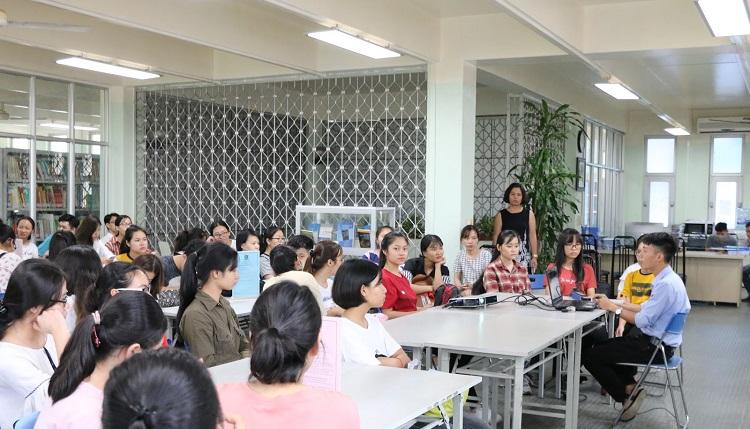 Trung tâm tiếng Hàn Hà Nội - Ngoại ngữ Hà Nội
