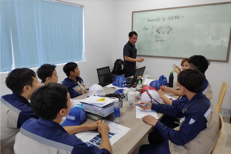Trung tâm tiếng Hàn Hà Nội - Phương Đông