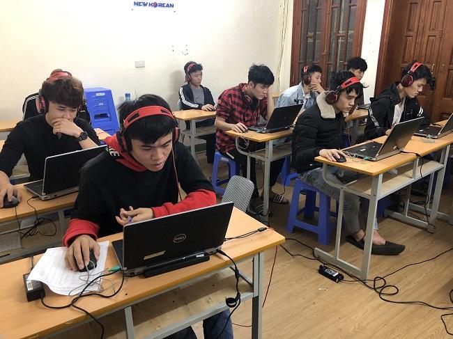 Trung tâm tiếng Hàn - Đong - A