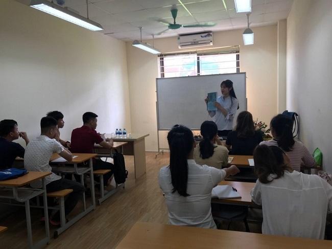Trung tâm tiếng Hàn - Nhân lực quốc tế