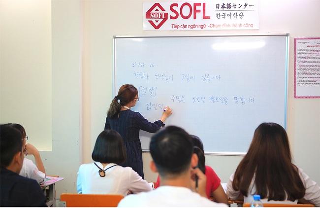 Trung tâm tiếng Hàn SOFL