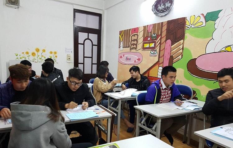 Trung tâm tiếng Nhật Hà Nội - Kosei