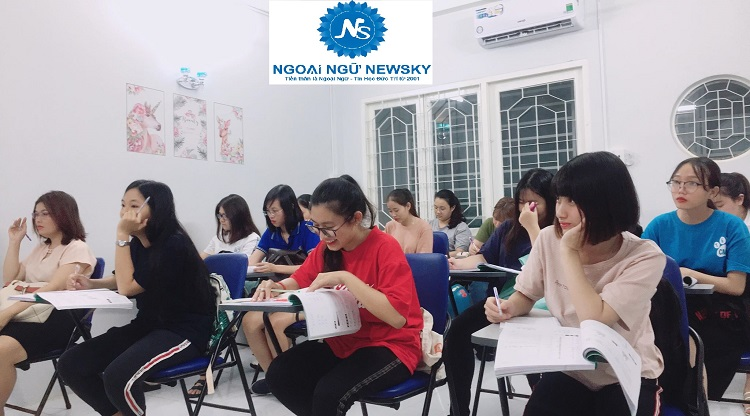 Trung tâm tiếng Nhật Hà Nội - newsky
