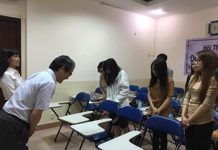 Trung tâm tiếng Nhật TPHCM - Nhật Ngữ Đông Kinh