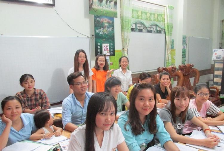 Trung tâm tiếng trung - Đồng Phương