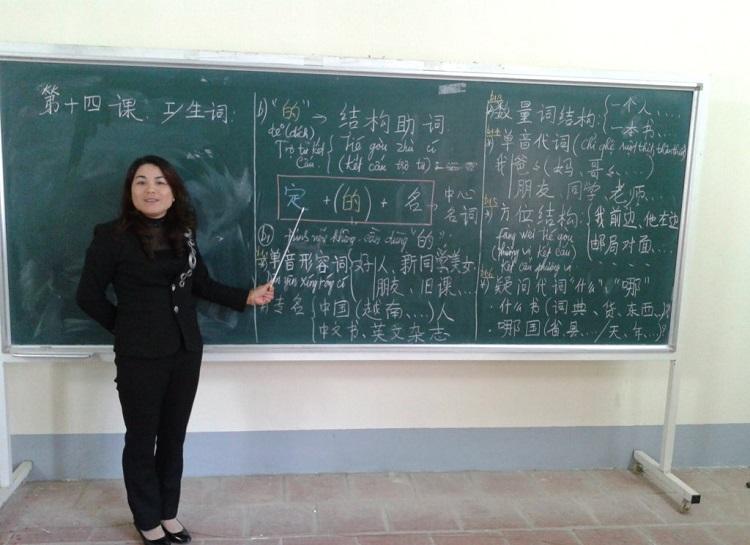 Trung tâm tiếng trung Phước Quang
