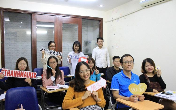Trung tâm tiếng trung - ThanhMaiHSK