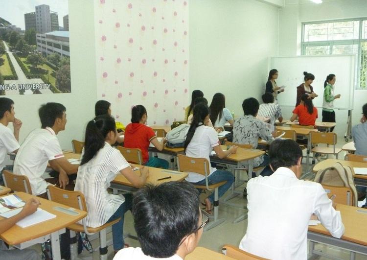 Trung tâm tiếng Trung TPHCM - Forward