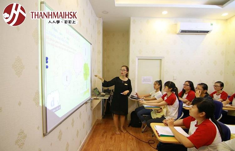 Trung tâm tiếng Trung TPHCM - THANHMAIHSK