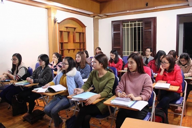 Trung tâm tiếng Trung TPHCM - Trung Chinese