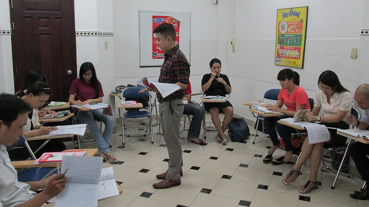 Trung tâm tiếng Trung TPHCM - Đông Phương