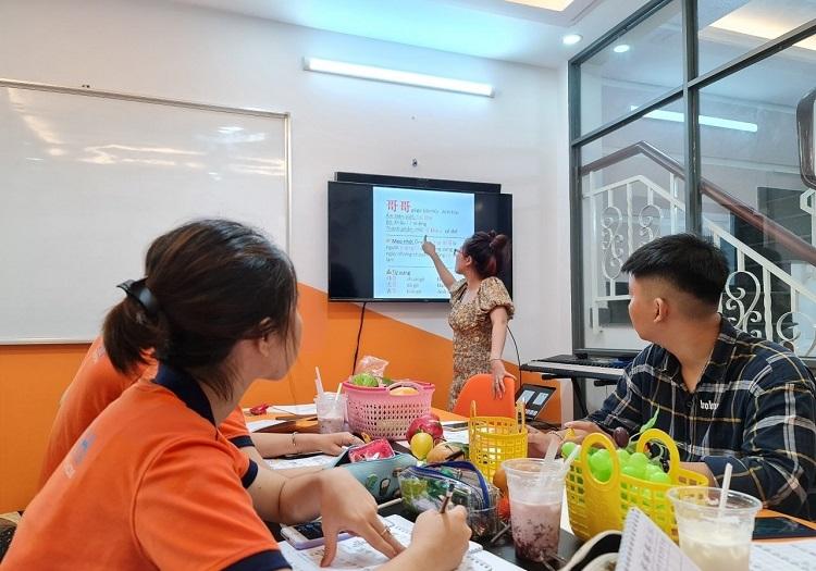 Trung tâm tiếng Trung TPHCM - ICHINESE