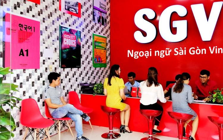 Trung tâm tiếng Trung TPHCM - Sài Gòn Vina