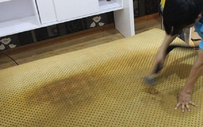 8 cách giặt nệm cao su tại nhà hiệu quả nhất