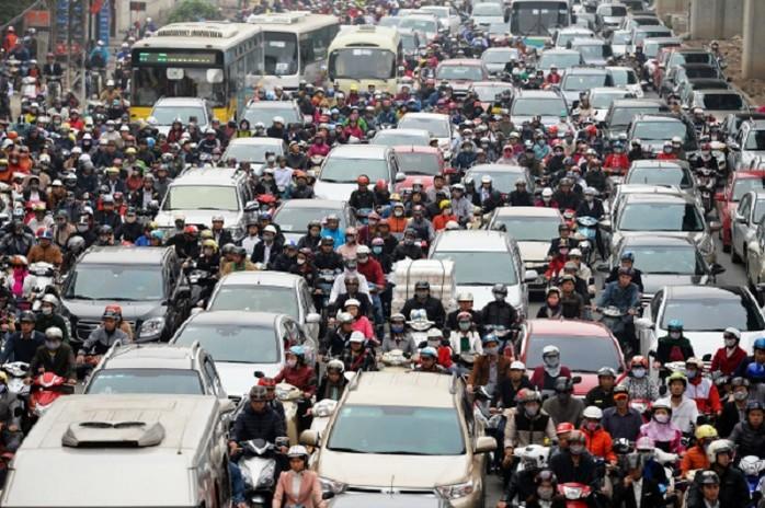 Ô nhiễm môi trường - ô nhiễm tiếng ồn