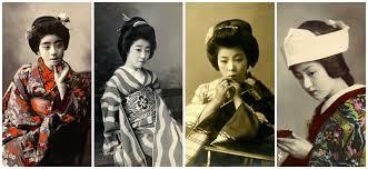 geisha nam