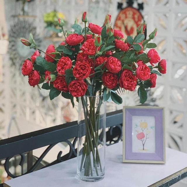 hoa lụa