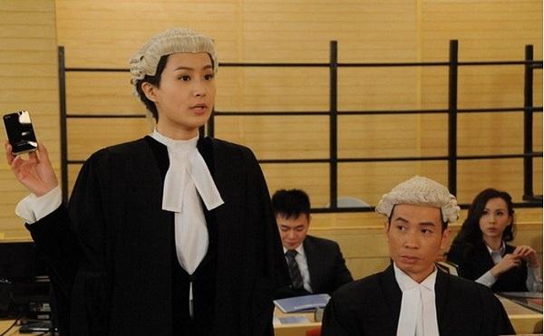luật sư bào chữa