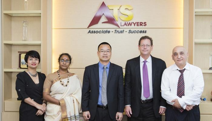 Công ty luật ATS