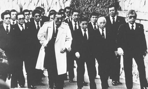 nguồn gốc yakuza