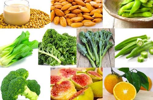 ăn nhiều rau xanh là cách hạ men gan