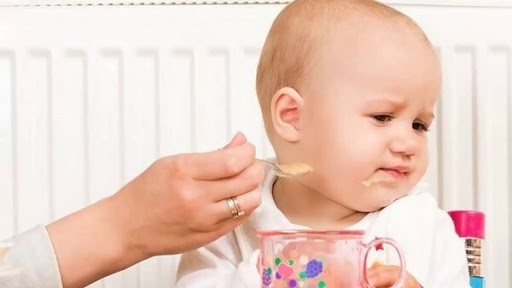 chế độ ăn thiếu canxi