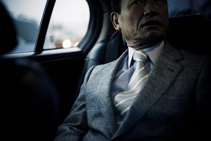 yakuza tham gia chính trị