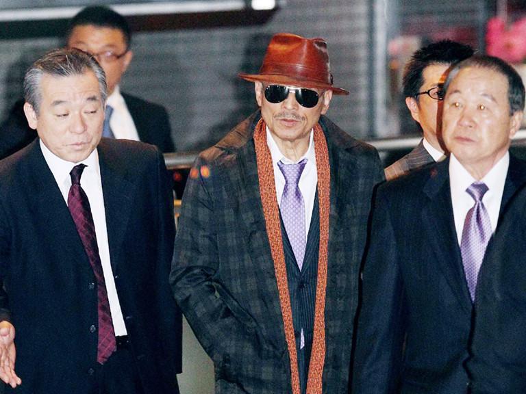 yakuza làm việc thiện