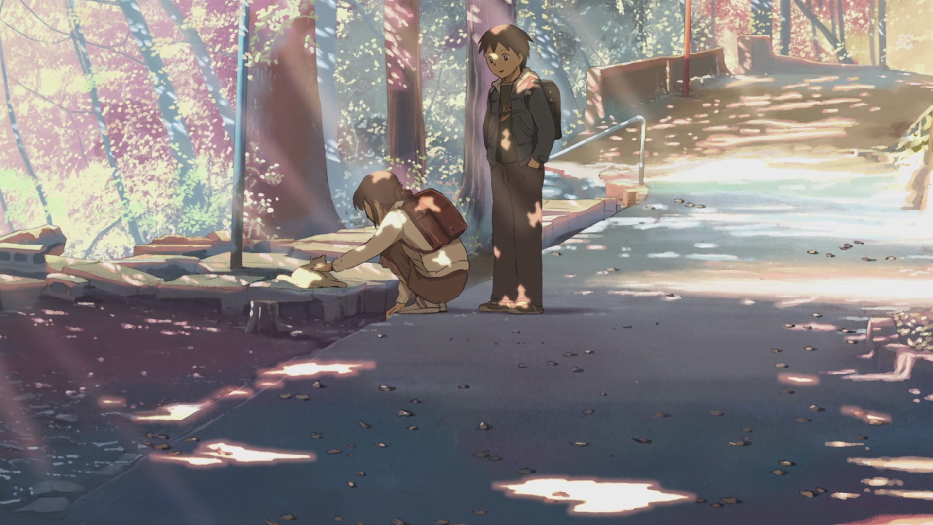 5 Centimeters Per Second - Anime Nhật Bản