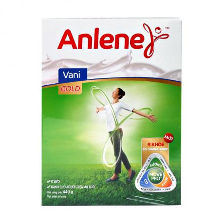 Sữa bổ sung canxi cho người già Anlene Gold