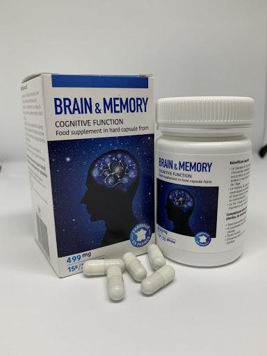 Thuốc bổ não Brain & Memory
