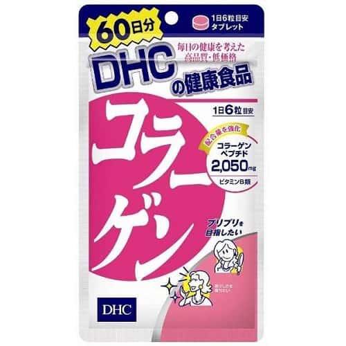 Collagen của Nhật Bản DHC dạng viên