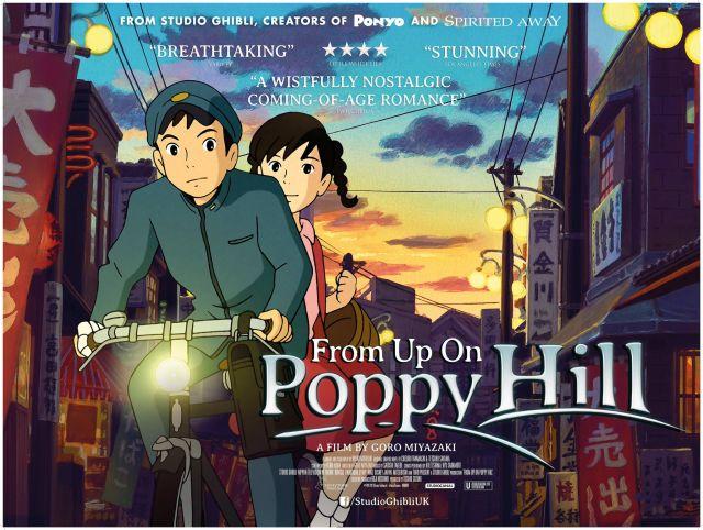From Up on Poppy Hill - Anime Nhật Bản