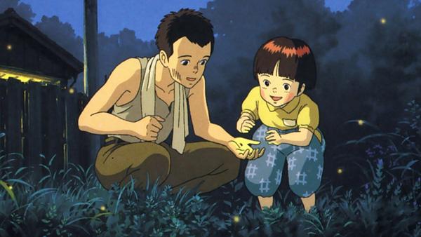 Grave of Fireflies - Anime Nhật Bản