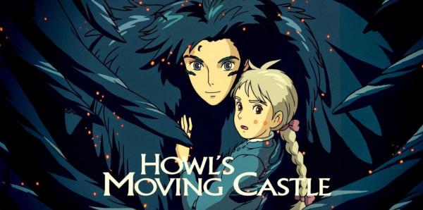 Howl's Moving Castle - Anime Nhật Bản