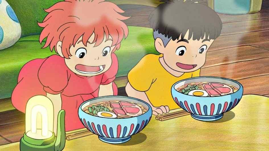 Ponyo - Anime Nhật Bản