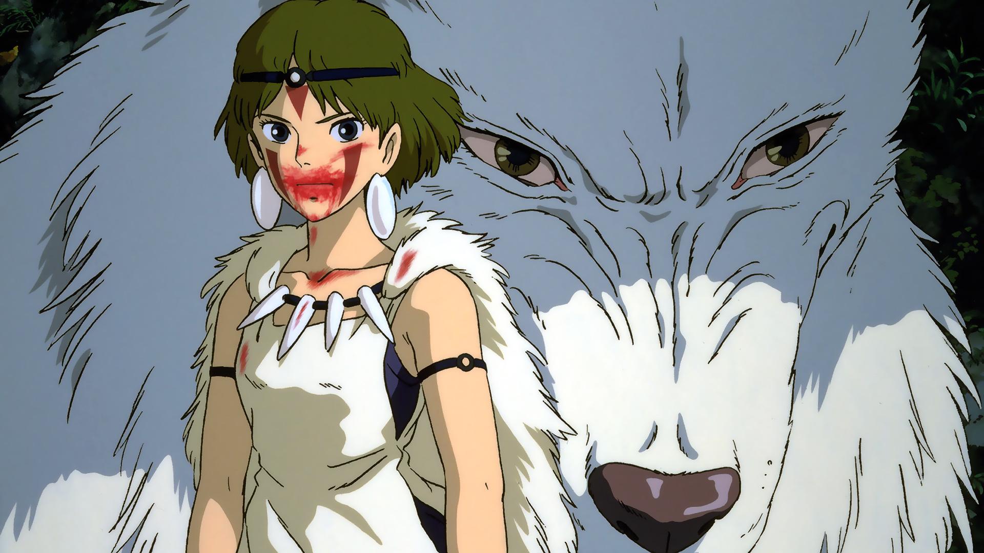 Princess Mononoke - Anime Nhật Bản